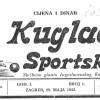 1. Svetovno prvenstvo v kegljanju – Beograd 1953