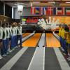 """<a href=""""http://www.kegljaska-zveza.si/zreb-skupin-za-svetovno-prvenstvo/""""><b>Žreb skupin za svetovno prvenstvo</b></a><p>Opravljen je bil žreb skupin za Svetovno prvenstvo, ki bo prihodnje leto v Rokycany na Češkem. Sloveniji sta pripadli skupini D pri ženskah (skupaj s predstavnicami Madžarske in Francije) ter</p>"""