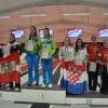 """<a href=""""http://www.kegljaska-zveza.si/predzadnji-dan-sp-tandem-mix-in-sprint/""""><b>Timi in Anja do srebrne;  Anže do bronaste medalje</b></a><p>Predzadnji dan tekmovanj na Svetovnem prvenstvu je namenjen tekmovanjem v disciplinah Sprint in Tandem Mix. Tanden MIX Bizjak-Lavrič : Pavelkova-Kotal (Cze) 134:145; 145:125 1:1 (26:28) Forštnarič-Jurančič : Toth-Farkas (Hun) 149:152;</p>"""