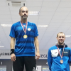 DP Sprint – Prvaka Žvanut Tomaž in Koprivc Irena