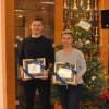 """<a href=""""http://www.kegljaska-zveza.si/kegljaca-leta-postala-matej-lepej-in-brigitte-strelec/""""><b>Kegljača leta postala Matej Lepej in Brigitte Strelec</b></a><p>V petek 14. decembra je potekala prireditev Kegljač leta. Seznam vseh nagrajencev</p>"""
