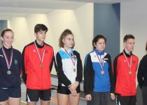 Tandem MIX dvojice – U18 – Finale