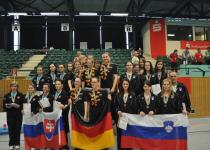 Ženska ekipa do medalje
