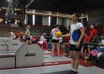 V petek moško in žensko ekipo čaka nastop v četrtfinalu