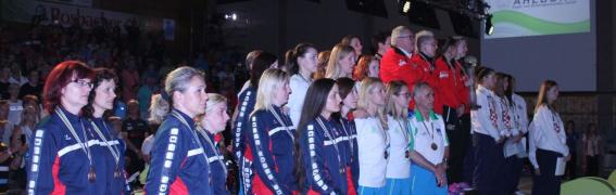 Poraz v polfinalu – BRONASTA MEDALJA ZA SLOVENIJO