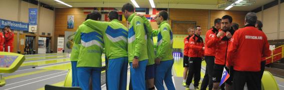 SLOVENIJA – MADŽARSKA (četrtfinale moški)