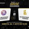 EVROPSKA LIGA – Četrtfinale – Podbrezova poražena v Mariboru