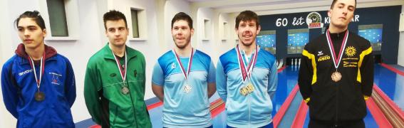 DP Posamezno U23 – Tomažu Ivačiču dvojna krona, Neva Taškar državna prvakinja