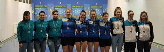 Državno prvenstvo – U23 EKIPNO – Proteus pri moških in Kamnik pri ženskah