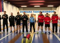 17. krog – Boj za prvaka v prvi ligi za moške