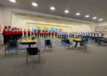 Prijateljska tekma Hrvaška – Slovenija v Zaprešiću