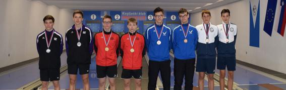 Državno prvenstvo U18 – Tandem dvojice