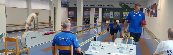 Mednarodni klubski pokali 2021 – Končane kvalifikacije, Calcit v polfinalu